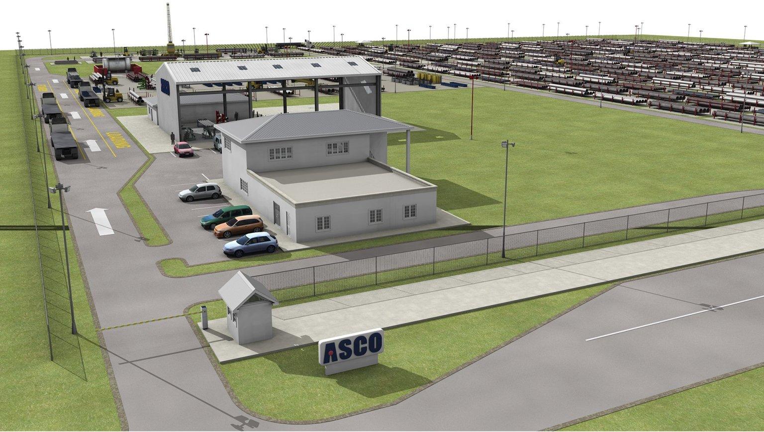 ASCO Yard 1e