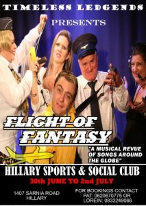 Flight of Fantasy - A production by Timeless Legends