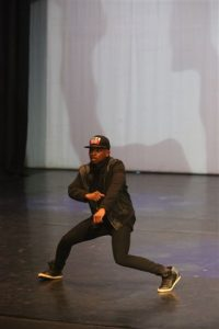 The Bronze Medal was awarded to the young dancer, Sandile Jay Mahlangu.