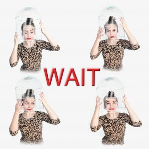 Wait - an original one woman play coming soon to The Alexander Bar