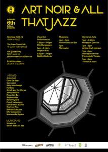 Art Mode 6th Edition - Art Noir & All that Jazz