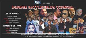Dundee Battlefields Carnival