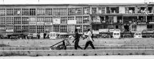 Oluwamuyiwa Logo - Street Scene Doyin-Orile, Lagos, 2015
