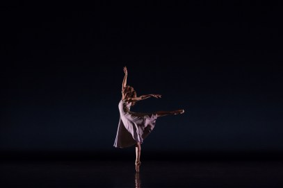 Alyssa Pilger in The Double choreography by Robert Weiss