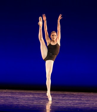 Cecilia Iliesiu in The Four Temperaments choreographed by George Balanchine