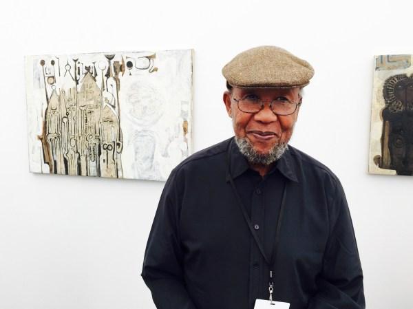 Ibrahim El Salahi Art