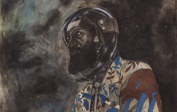 Robert Pruitt Works Juxtapose African Culture And