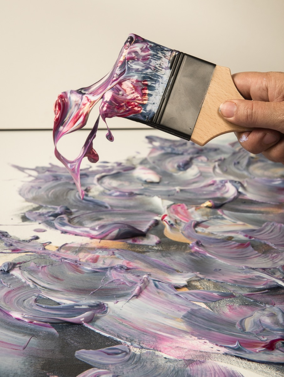 How Long For Oil Paint To Dry : paint, Reasons, Should, Painting, Acrylics, Instead, Artsy