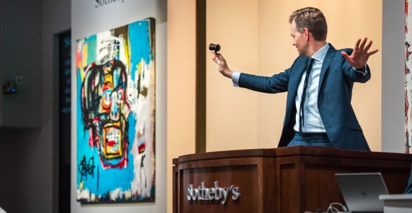 Drove Sotheby Share -time High - Artsy