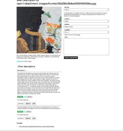 this open source software could make museum websites more accessible artsy [ 1520 x 1802 Pixel ]
