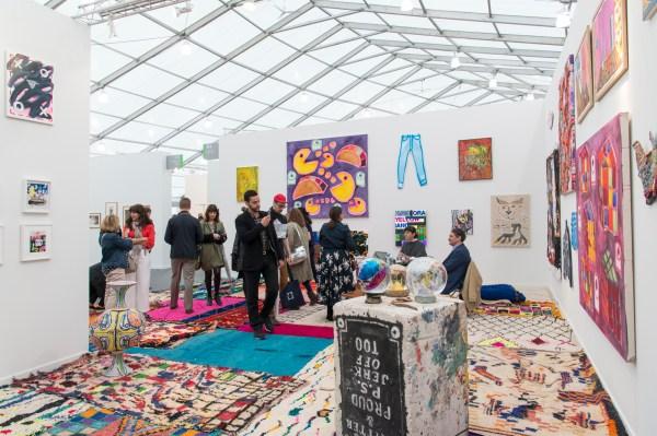 Booths Frieze York - Artsy