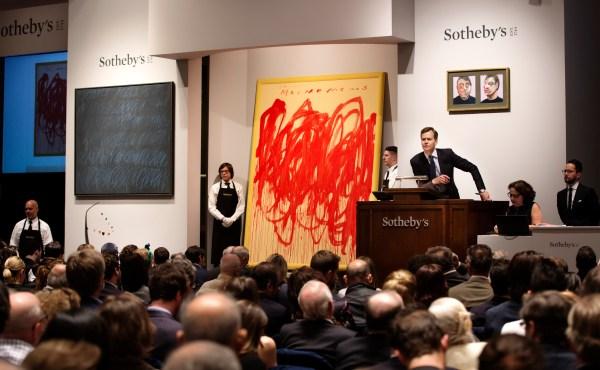 Sotheby's Art Auction House