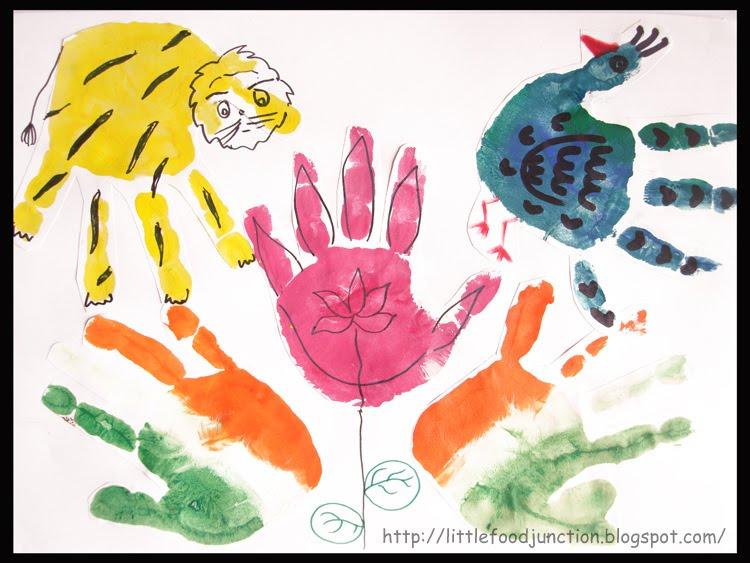 National symbols | Artsy Craftsy Jan2010 Vote now! |