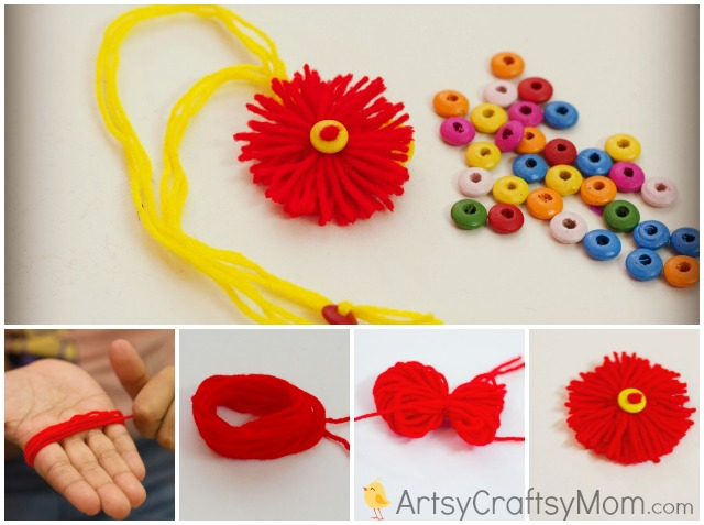 How To Make A Wool Rakhi At Home We Have 15 Best Ideas
