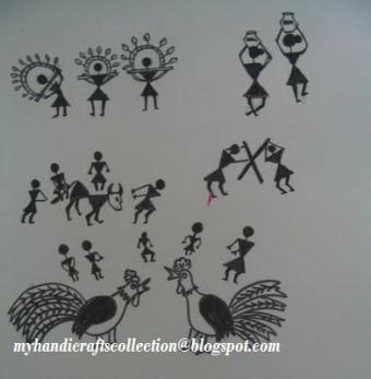 Warli to show Tamilnadu Folk