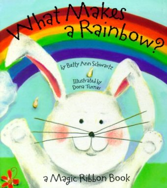 Book Worm Fridays – What Makes a Rainbow?