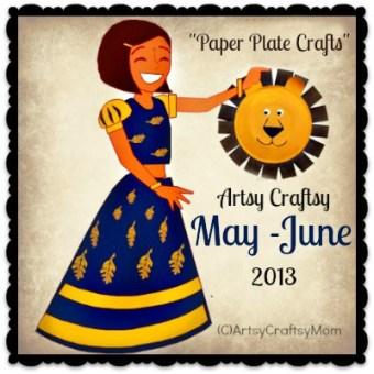 Artsy Craftsy May – June 2013 Challenge