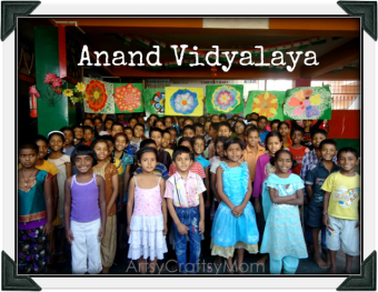 Volunteering at Anand Vidyalaya, Bangalore