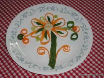 Edible Flowers from Kraftaria