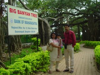 Big Banyan Tree & Savandurga - weekend outings near bangalore