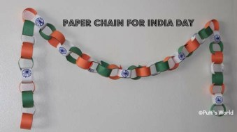 India Independence Day Crafts with Roopa