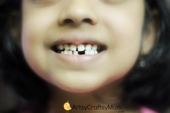 A letter to the tooth fairy
