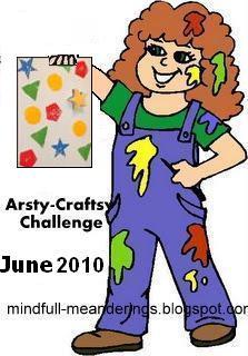 Artsy-Craftsy-June 2010