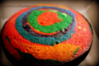 Rainbow cake – Birthday Celebrations