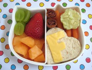 Lunch Box ideas …