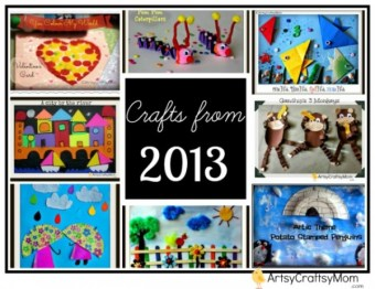Craft projects for the whole year