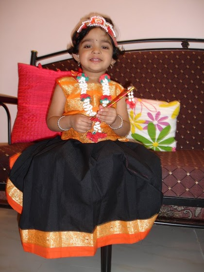 sankranti - dress