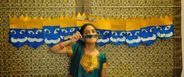 golu2013+024 | Dussehra crafts to recreate ramayana | India Crafts Dussehra Age7 10 Age5 7 Age3 5 Age2 3