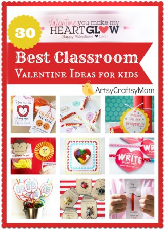 30 Best Classroom Valentine Ideas for kids