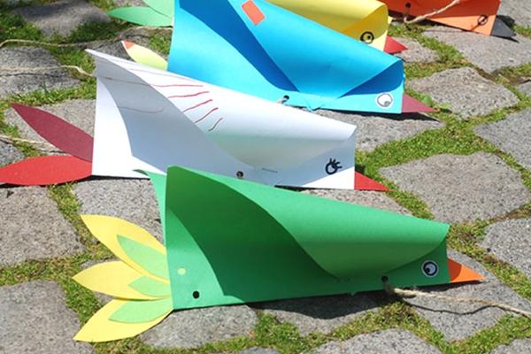 15 Easy Kite Craft Ideas For Kids