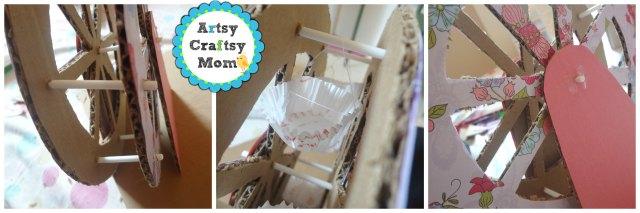 Valentine Ferris Wheel craft 3