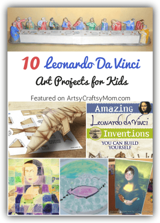 Top 10 Leonardo Da Vinci Projects for kids