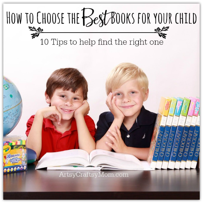 How to Choose the BEST Books for your child_1