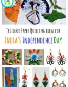 Tricolor paper quilling ideas for india   independence day also republic crafts and activities kids rh artsycraftsymom