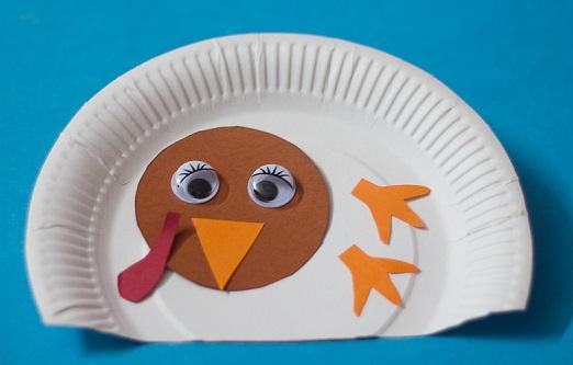 tissue paper turkey-8028