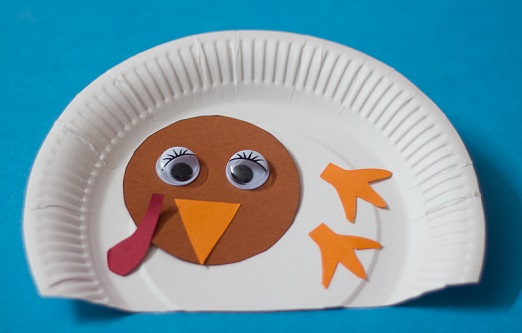 tissue paper turkey-8028