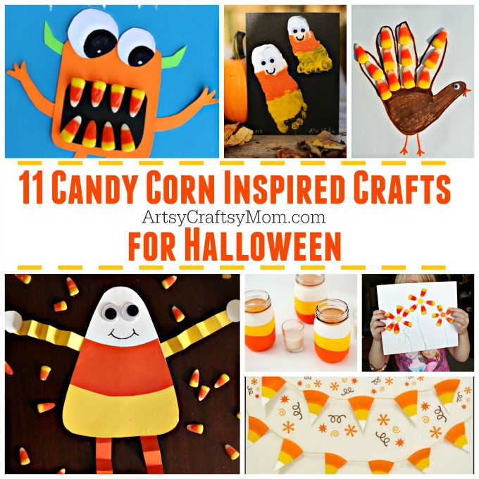 halloween craft ideas for kids inexpensive 11 corn inspired crafts for artsy 7754