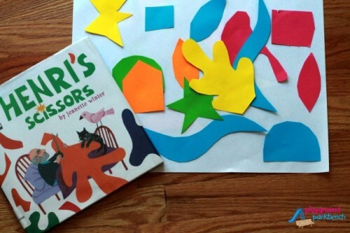 matisse projects for kids