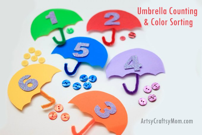 Umbrella Counting & Color Sort11