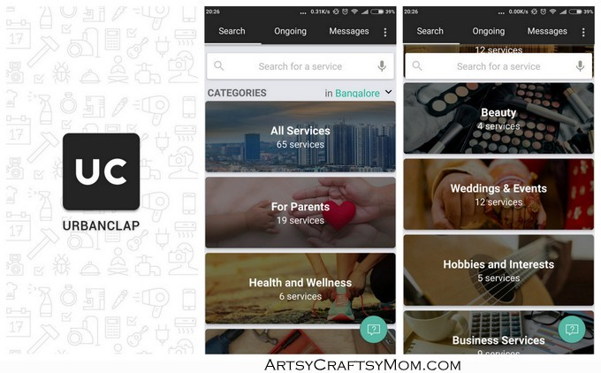 Get the convenience of a Parlour within the comforts of your home with the Salon At Home service by Urban Clap .Our review for the app & service