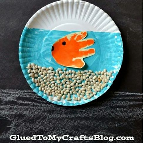 handprint goldfish