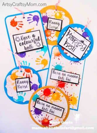 We've got 15+ Holi crafts and activities for kids including Free coloring pages, printables, chart activities to keep your kids busy during the Holi festival!
