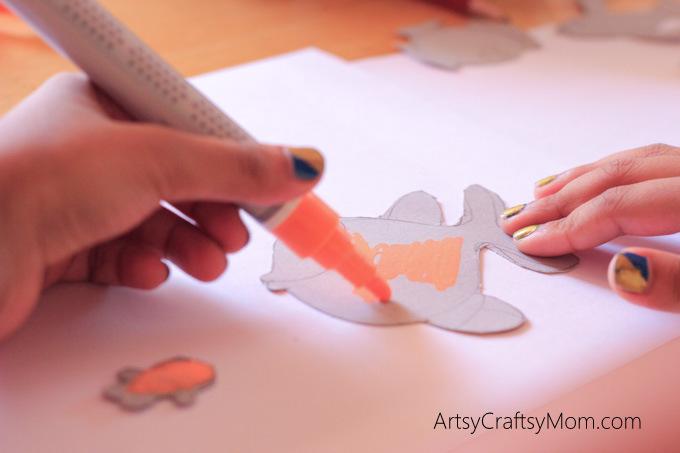 Hooray for Fish - Art activity-2