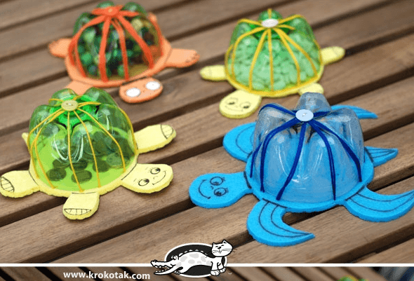 17 adorable turtle crafts and activities for kids