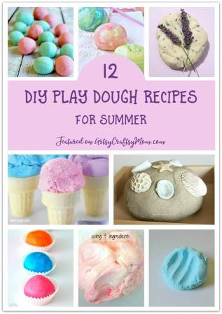 The 12 Best DIY Play Dough Recipes for Summer