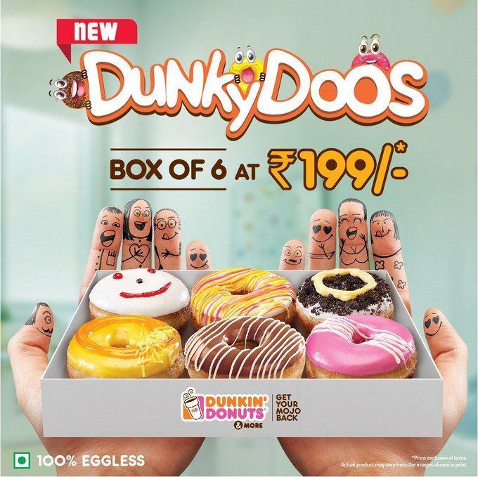 DunkyDoos-dunkin Donut